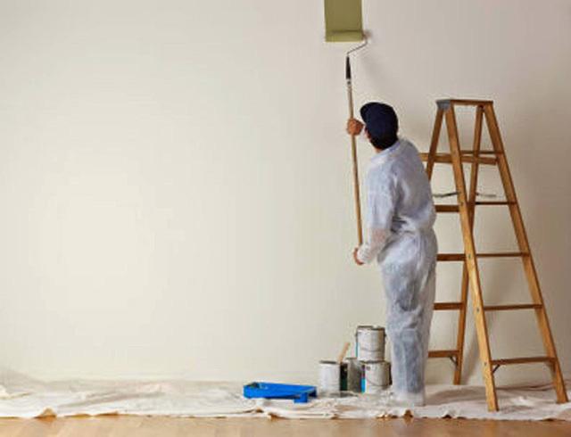 nhà đẹp,trang trí nhà,dọn nhà đâyn Tết,sơn nhà