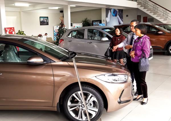 ô tô nhập khẩu,giá xe 2018,nghị định 116,thuế tiêu thụ đặc biệt,thuế nhập khẩu ô tô,linh kiện ô tô