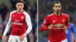 Mkhitaryan cay đắng rời MU, Arsenal hốt nhanh Aubameyang