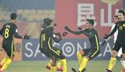 U23 Malaysia gây địa chấn khi giành vé tứ kết U23 châu Á