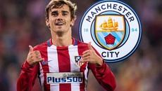 """MU sốt áo số 7 Sanchez, Man City """"đánh cắp"""" Griezmann"""