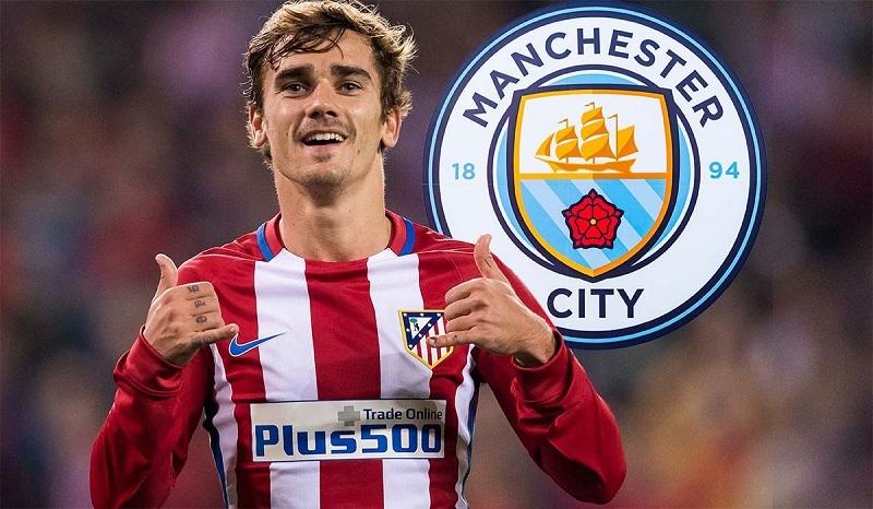 MU sốt áo số 7 Sanchez, Man City 'đánh cắp' Griezmann