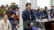 Xét xử ông Đinh La Thăng: Các bị cáo nói lời sau cùng