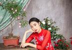 Hoa hậu Mỹ Linh gợi ý chọn áo dài cách tân mặc Tết