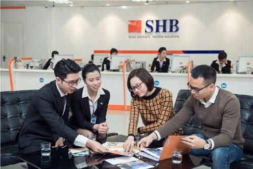 SHB- ngân hàng có sản phẩm cho vay mua ôtô của năm
