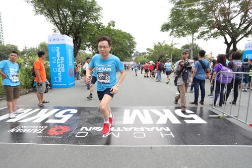 8.500 người tham gia Marathon TP.HCM 2018