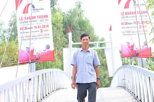 Cầu Dr Thanh-Xẻo Su -  quà Tết ở miệt biển Vĩnh Châu