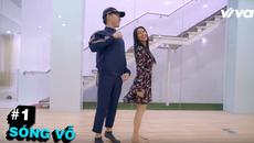 Đức Phúc - Hòa Minzy dạy 10 kiểu 'quẩy' cực hài hước