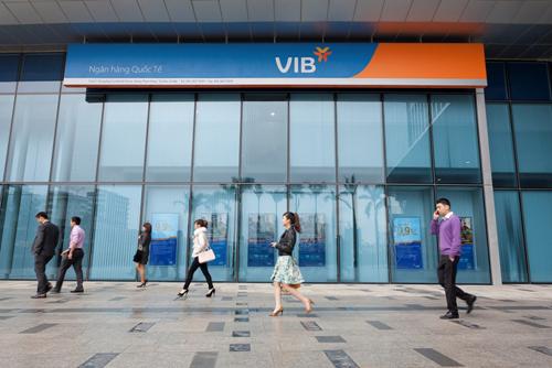 VIB báo lãi năm 2017: lợi nhuận tăng trưởng 100%