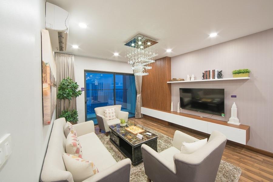 Cư dân TNR Goldmark City háo hức nhận nhà mới đón Tết