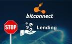 """Bitconnect dừng không cho """"lending"""", giá coin giảm sốc"""
