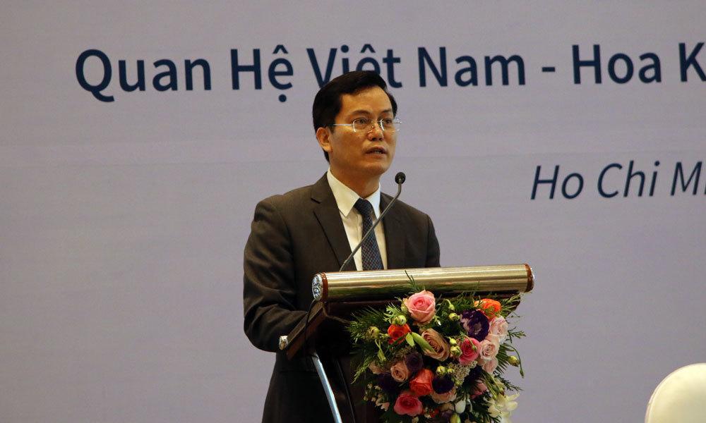 """Quan hệ Việt Nam – Hoa Kỳ với mục tiêu """"ba không"""""""