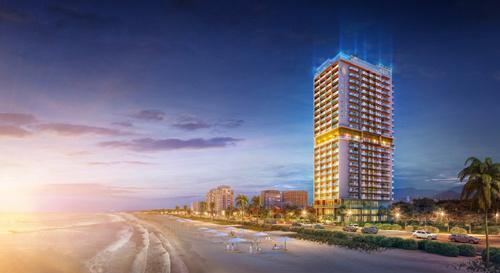 TMS Đà Nẵng - Lí do nhà đầu tư 'chọn mặt gửi vàng'