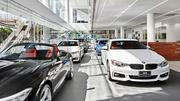 Đua nhau dìm giá, ô tô sang giảm hơn 500 triệu đồng