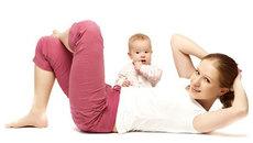 Giảm cân sau sinh hiệu quả với 5 nguyên tắc vàng