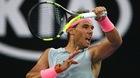Nadal chật vật vào vòng 3 Australia Mở rộng