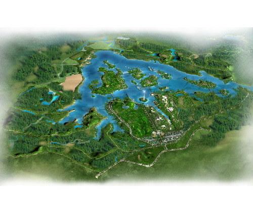 Hà Nội xem xét thu hồi siêu dự án Khu du lịch quốc tế Tản Viên