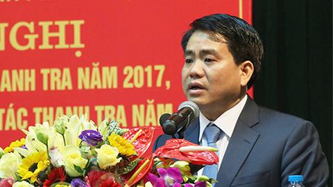 Chủ tịch HN: Kết luận thanh tra phải được 'tâm phục, khẩu phục'