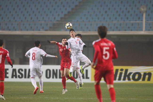 Xác định 8 đội vào tứ kết U23 châu Á 2018