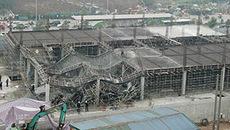 Nguyên nhân vụ sập giàn giáo làm 3 người chết ở Hà Nội