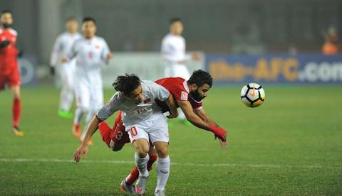 U23 Việt Nam 0-0 U23 Syria