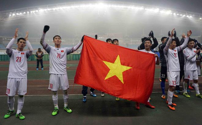 U23 Việt Nam,HLV Park Hang Seo,Công Phượng
