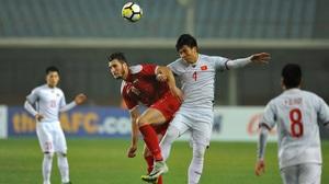 Lịch thi đấu vòng tứ kết U23 châu Á 2018