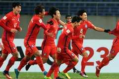 Thắng nghẹt thở Australia, U23 Hàn Quốc đoạt vé tứ kết