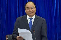 Thủ tướng Nguyễn Xuân Phúc gửi thư chúc mừng U23 Việt Nam