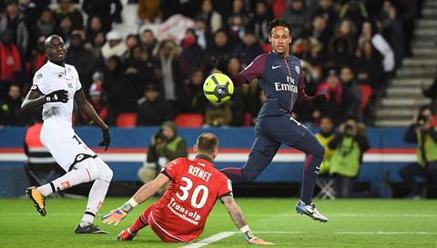 Video bàn thắng PSG 8-0 Dijon