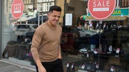 Alexis Sanchez ký 4 năm rưỡi với MU, lương 450.000 bảng/tuần