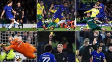 Morata và Pedro bị đuổi, Chelsea thắng nghẹt thở trên chấm 11m