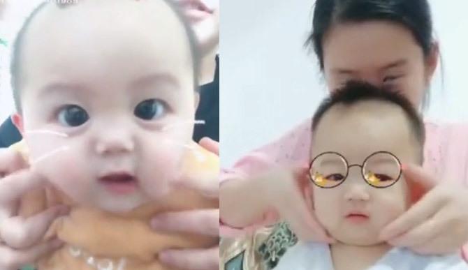 clip về em bé