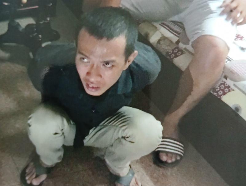 Trùm ma túy ẩn mình trong chung cư cao cấp ở Sài Gòn