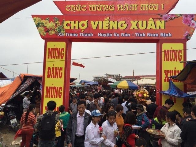 Chợ Viềng Nam định Mở Vào Ngày Nào: Những Phiên Chợ 'âm Phủ' đặc Biệt Nhất Việt Nam