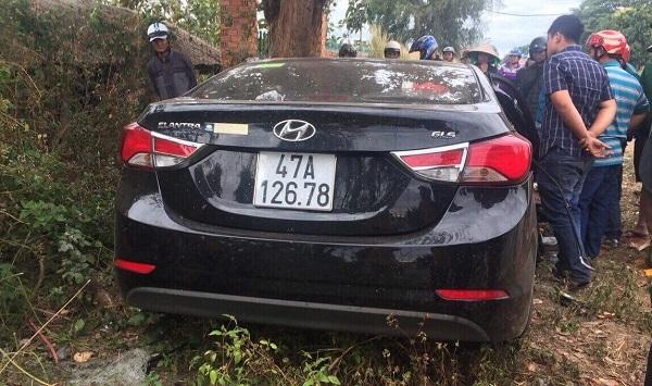 ô tô con đấu đầu xe tải,tai nạn giao thông,quốc lộ 14,huyện Ea H'leo,Đắk Lắk