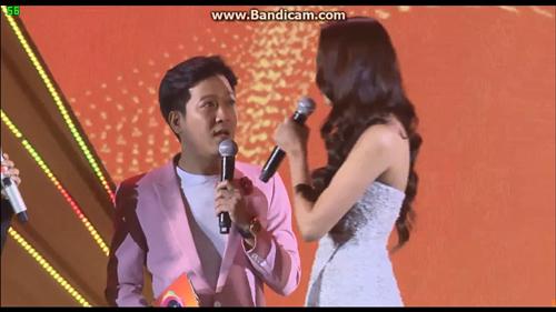 Clip: Trường Giang gọi sai tên còn cãi tay đôi với Thanh Hằng: