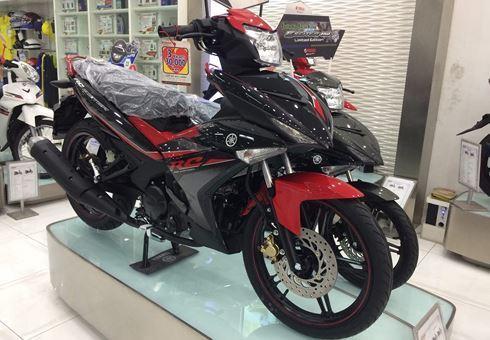 Giá xe Exciter 150, Honda SH tăng vọt dịp sát Tết