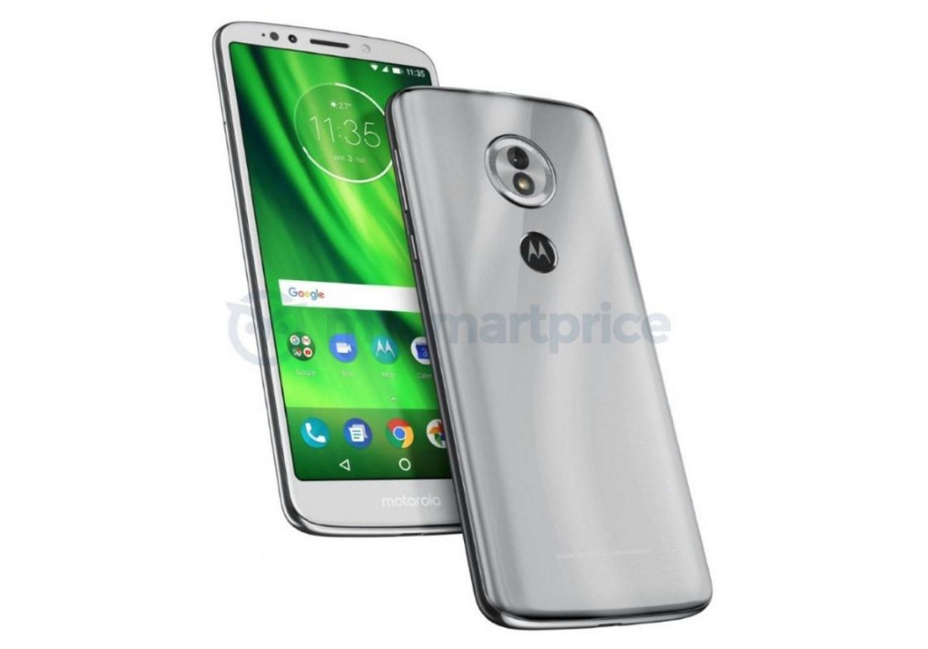 Lộ thêm hình ảnh về Motorola Moto G6 trước giờ G