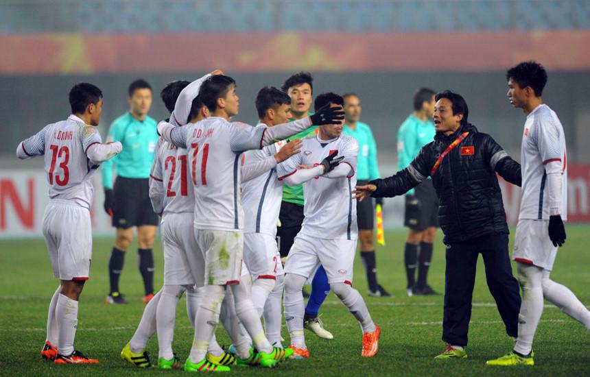 Thầy Park thưởng U23 Việt Nam được... ngủ nướng