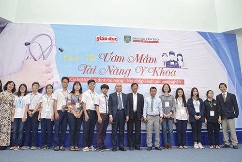 Cuộc thi tìm kiếm những tài năng y khoa tương lai