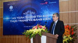 Nguy cơ mất an toàn thông tin của IoT và giải pháp cho Việt Nam