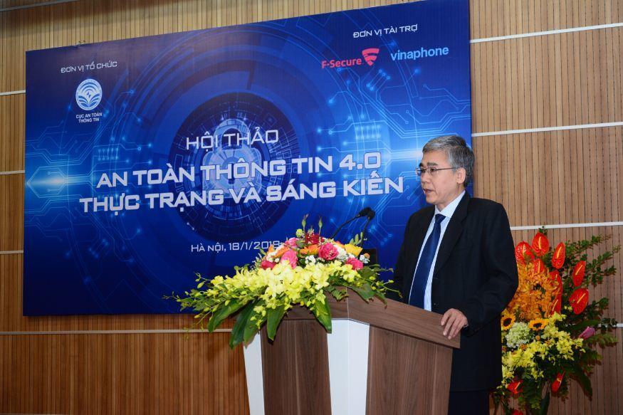[VietnamNet.vn] Nguy cơ mất an toàn thông tin của IoT và giải pháp cho Việt Nam