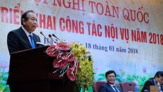 Phó Thủ tướng: Tăng cường thanh tra việc bổ nhiệm siêu tốc
