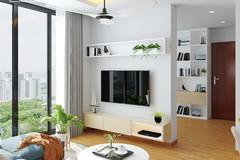 Căn hộ thiết kế thông minh nhờ tối giản màu sắc và nhấn nhá ấn tượng