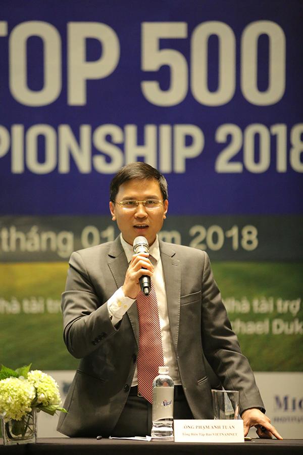 """Việt Nam Top 500 CEO Championship-VCG 500 2018: """"Săn"""" giải HIO hàng tỷ đồng"""