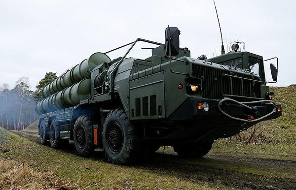 Siêu tổ hợp tên lửa Nga vừa chuyển cho Trung Quốc