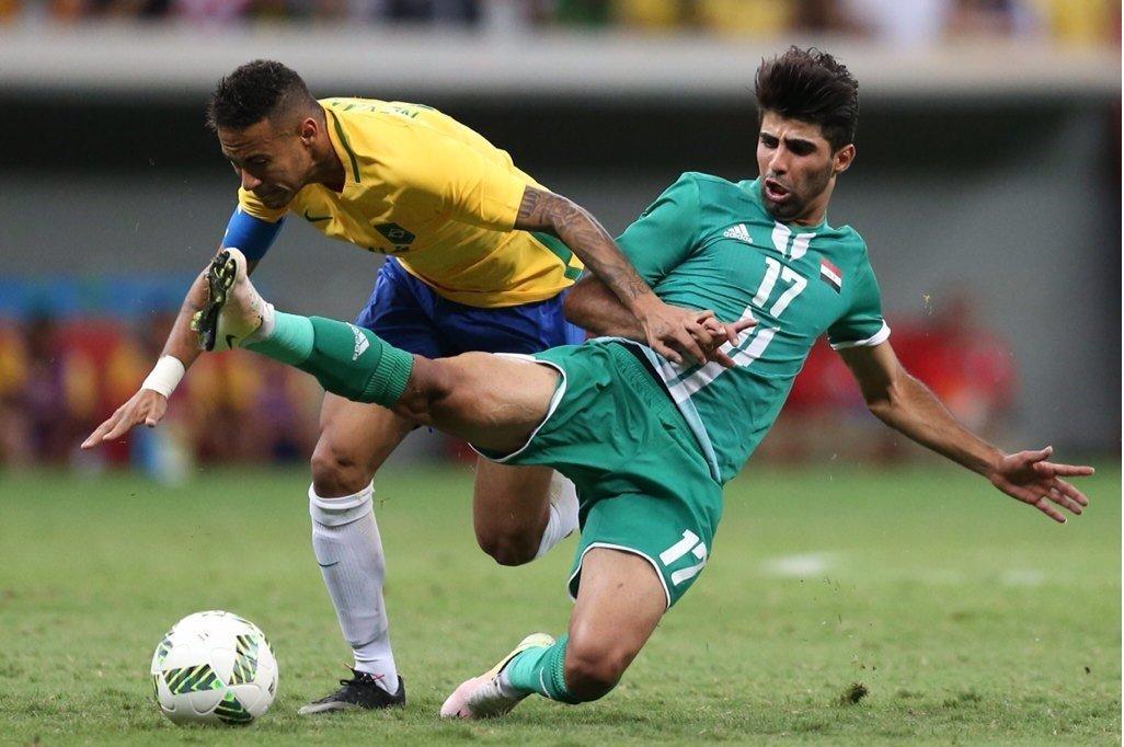Bí mật đối thủ U23 Việt Nam: 'Kèm chết' Neymar và 'sát thủ' giấu mặt