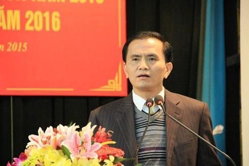 Ngô Văn Tuấn,Phó Chủ tịch tỉnh,Thanh Hóa,Trần Vũ Quỳnh Anh,cách chức