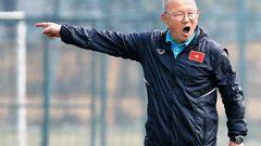 Thầy Park tung chiêu hiểm: Đòn tâm lý và cơ hội chiến thắng
